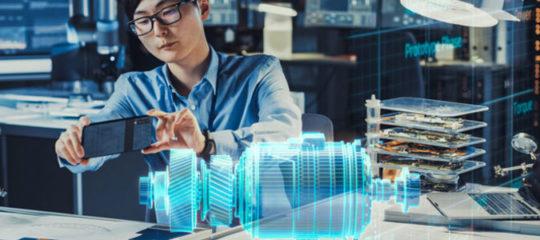 Opter pour les technologies holographiques