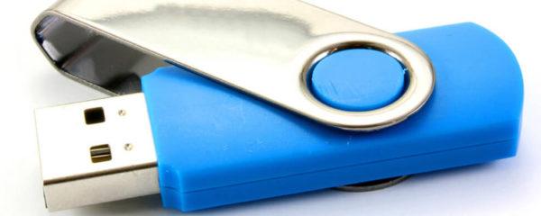 Personnaliser les clés USB publicitaires