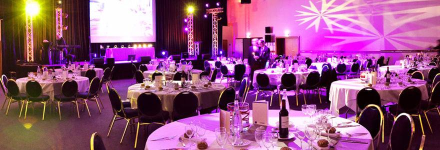 Organisation d'événements de luxe